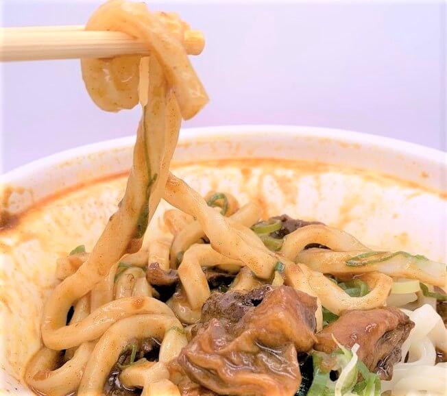 なか卯 プレミアムカレーうどん 並 テイクアウト 2020 japanese-fast-food-nakau-premium-curry-udon-noodles-bowl-2020-to-go