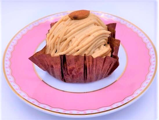 コメダ珈琲店 季節のケーキ 純栗ぃむ とびきりアーモンド テイクアウト 2020 2021 秋冬 japanese-chain-coffee-shop-komeda-mont-blanc-chestnut-cream-cake-and-almond-cake-2020-2021-to-go