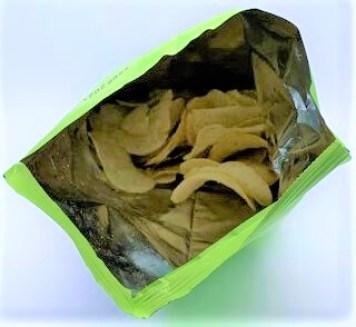 カルビー デリッシュタイム わさびクリーム風味 緑色の袋 D 期間限定 お菓子 2020 japanese-snacks-calbee-delish-time-potato-chips-wasabi-cream-taste-2020