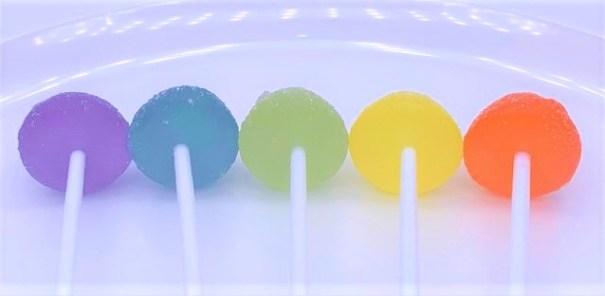 夢クリエイト スズランキャンディ 棒付き飴の花束 懐かしいお菓子 2020 japanese-nostalgia-candy-yume-create-suzuran-candy-bouquet-2020