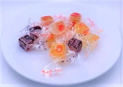 くらし良好 寒天ゼリー 袋 お菓子 2020 japanese-snacks-kurashiryoukou-kanten-agar-agar-jelly-2020