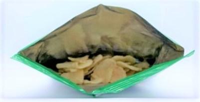カルビー クランチポテト サワークリームオニオン味 緑色の袋 お菓子 2020 japanese-snacks-calbee-crunch-potato-chips-sour-cream-onion-taste-2020