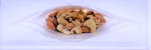 もち吉 素焼きミックスナッツ 植物油不使用 食塩無添加 袋 2021 japanese-mochikichi-mixed-nuts-2021