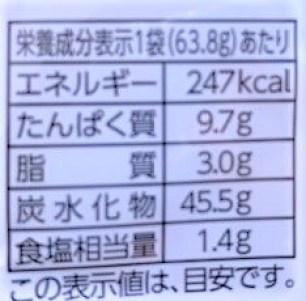 サタケ マジックパスタ カルボナーラ 袋 防災備蓄 食料 2021 japanese-emergency-rations-satake-magic-pasta-carbonara-2021