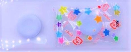 ハート ツイステッドワンダーランド クリアポストカード ラムネ お菓子 japanese-snacks-heart-disney-twisted-wonderland-clear-postcard-ramune-soda-fizzy-candy-2021