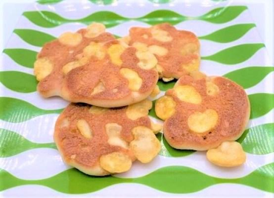 松崎製菓 蜂蜜ふらい おせんべい 袋 お菓子 2021 japanese-snacks-matsuzaki-seika-hachimitsufurai-honey-senbei-2021
