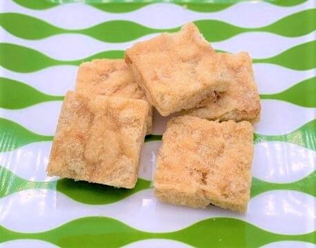 丸井スズキ 味一途 さくさくアーモンド 製造 丸昭高田製菓 袋 お菓子 2021 japanese-nostalgia-snacks-marusho-takada-saku-saku-almond-baked-sweets-2021