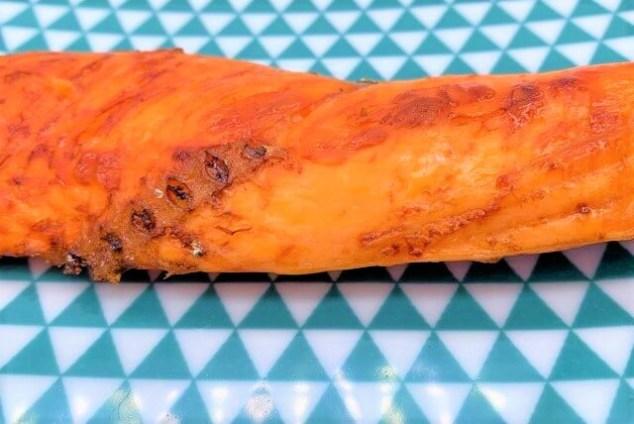 焼き鮭 grilled-salmon 2021