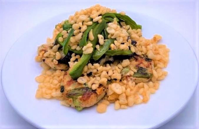 南信漬物 きざみ漬 野沢菜 キャベツ わさび味 小袋パック アレンジ 料理 2021 japanese-pickled-vegetables-nanshin-tsukemono-nozawana-and-cabbage-homemade-dinner-21-2021