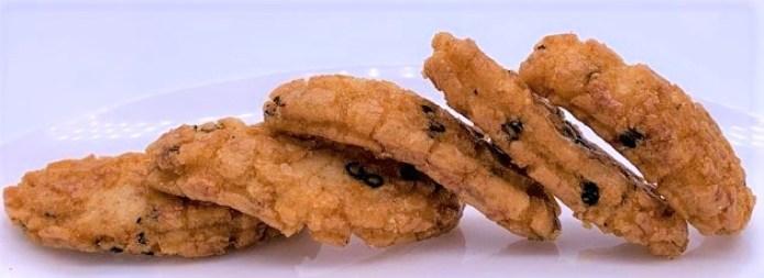 栗山米菓 ベフコ 鬼滅の刃 ばかうけ 3 コラボ デコシール付 小袋 ごま揚 お菓子 2021 japanese-snacks-befco-kuriyama-beika-bakauke-fried-rice-cakes-kimetsu-no-yaiba-demon-slayer-package-design-3-2021