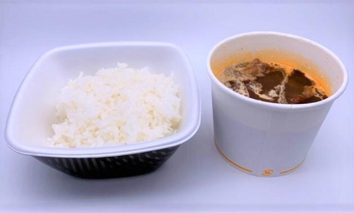 吉野家 肉だく牛ハヤシライス 並盛 お弁当 テイクアウト 季節限定 2021 japanese-fast-food-yoshinoya-beef-niku-daku-hayashi-rice-bento-to-go-2021