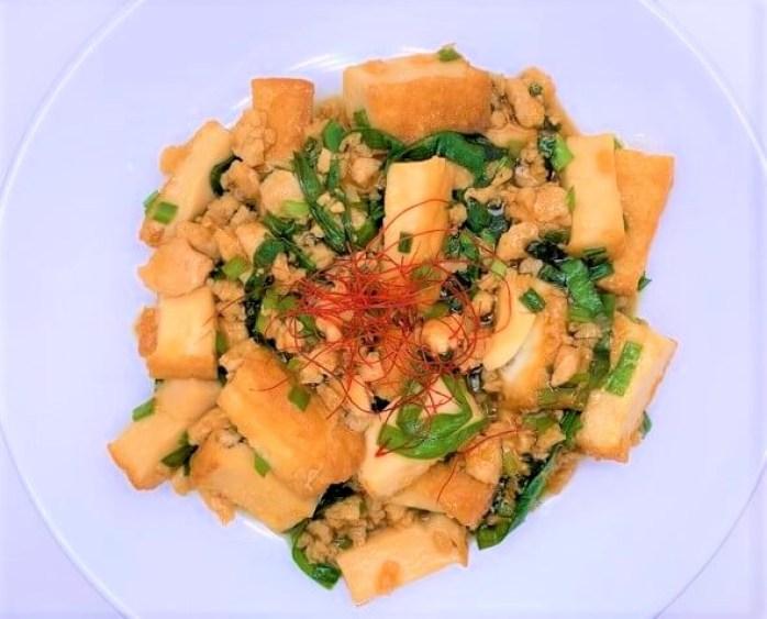 味の素 クックドゥ きょうの大皿 厚揚げそぼろ煮 59 箱 2021 japanese-sauce-mix-ajinomoto-cookdo-oozara-59-atsu-age-soboro-ni-homemade-31-2021