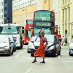 Traditional Ankara Iro & Buba Goes On A Street Style Shoot