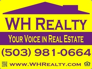 WH REALTY LOGO