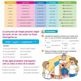 Explicación larga del verbo TO BE con pronunciaciones