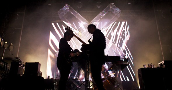 The xx at Treasure Island Music Festival