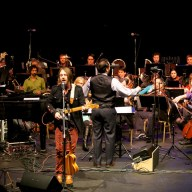 Awesöme Orchestra with Van Dyke Parks and Matt Montgomery in Oakland
