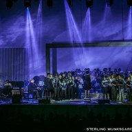 Two Gallants & Magik*Magik Orchestra // Photo by Sterling Munksgard