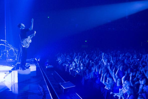 Jack White at BGCA // Photo by