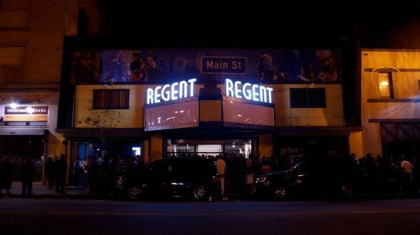 The Regent Theater