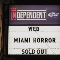 Miami Horror at The Independent