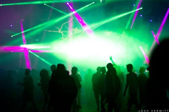 FYF Fest 2015 - Simian Mobile Disco