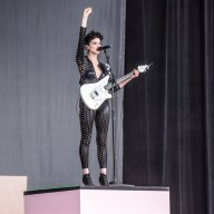 Outside Lands 2015 - St. Vincent