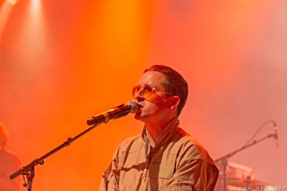 Best Live Music Acts of 2015 #11 - Hot Chip