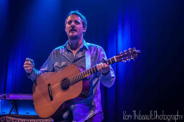 Best Live Music Acts of 2015 #13 - Sturgill Simpson