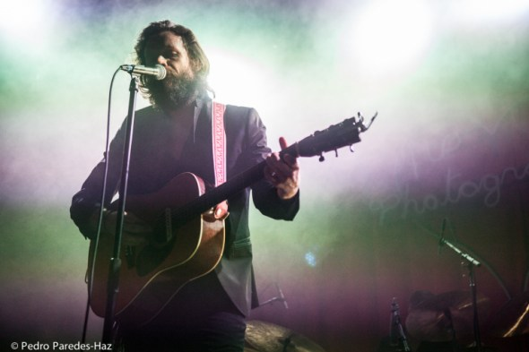 Best Live Music Acts of 2015 #4 - Father John Misty