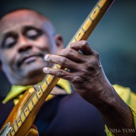 Waterfront Blues Festival 2016 - Bruno Speight with Maceo Parker