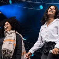 Outside Lands 2016 - Ibeyi