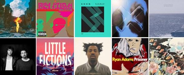 2017 albums