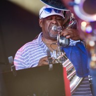 Monterey Pop International Festival 50 - Dirty Dozen Brass Band
