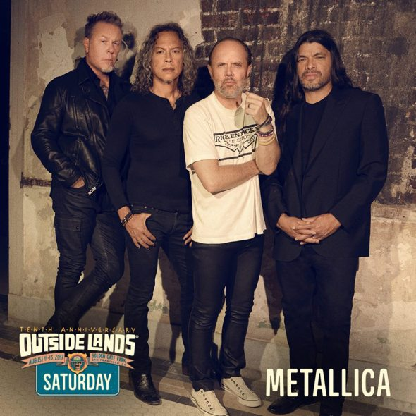 Outside Lands 2017 - Metallica
