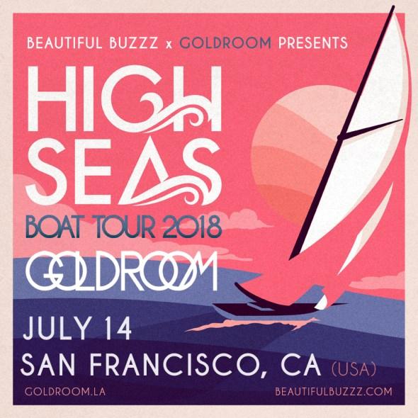 High Seas Boat Tour 2018 - San Francisco