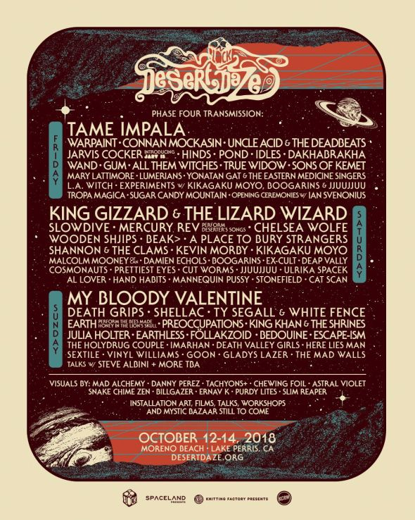 Desert Daze 2018 - Phase Four