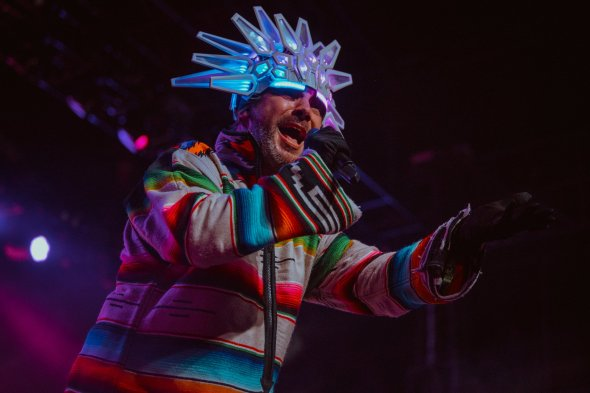 Jamiroquai at Coachella 2018