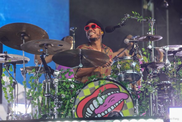 Outside Lands 2019 - Anderson .Paak & the Free Nationals