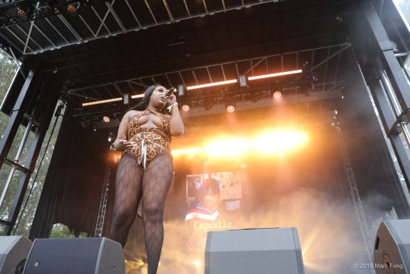 Outside Lands 2019 - CupcakKe