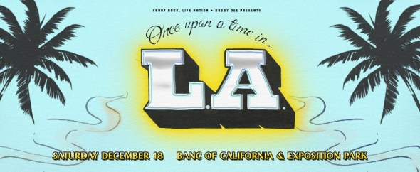 Once Upon a Time in LA - 2021 lineup