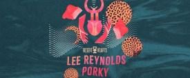 Desert Hearts - Lee Reynolds & Porky at Public Works