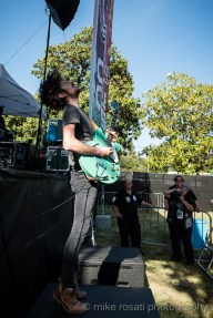 BottleRock Napa Valley 2016 - Black Pistol Fire