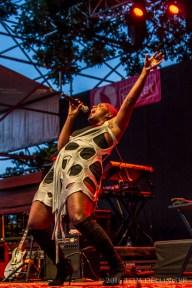 Waterfront Blues Festival 2016 - Liv Warfield