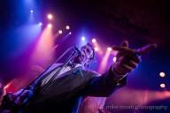 Chuck Mosley with Faith No More