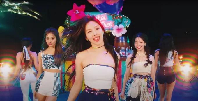 Twice: Nayeon - Tzuyu - Dahyun