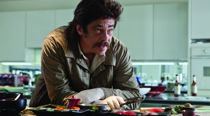 Benicio del Toro to be Pablo Escobar in 'Paradise Lost'!