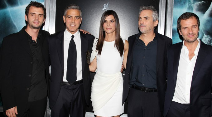(Photos) 'Gravity': Check Out The NYC Red Carpet Premiere Pics