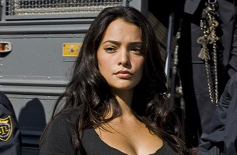 Natalie Martinez talks about her new film 'Death Race'