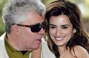 Almodovar wraps 'Broken Embraces' with Penelope Cruz